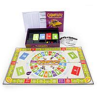 Экономические настольные игры-Экономикалық үстел ойындар-Economy boardgames