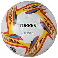 Мяч футбольный TORRES Junior-3, F318243, размер 3, PU