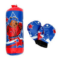 Игровой набор для бокса 'Мишка'