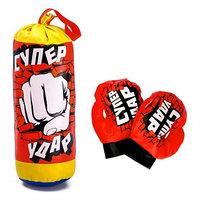 Игровой набор для бокса 'Суперудар', МИКС