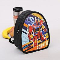 Рюкзак-термосумка 'Робот', 3.5 л
