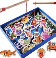 Детская магнитная рыбалка «Океан»