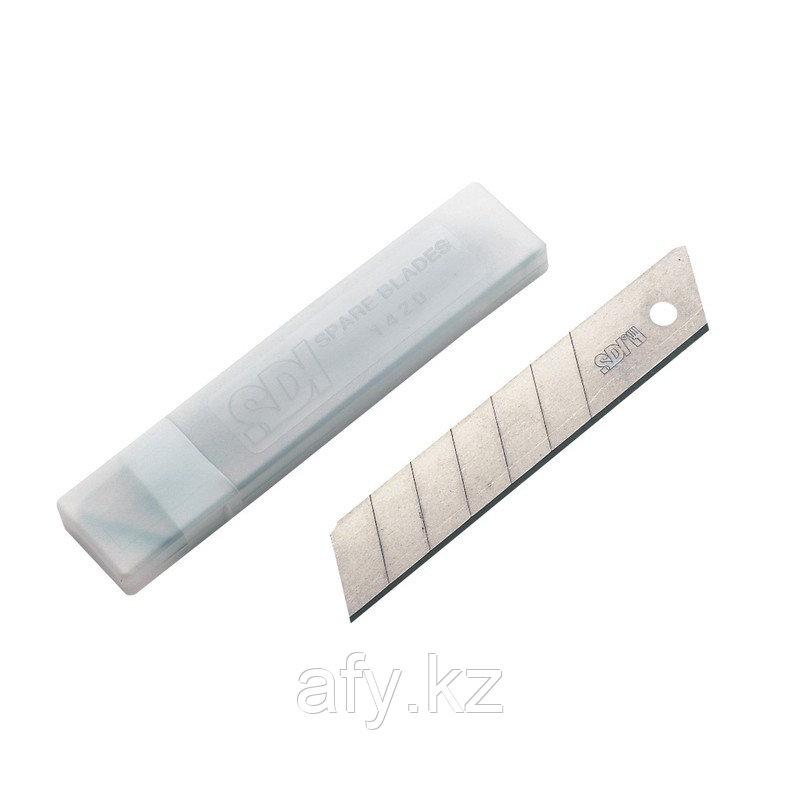 Запасные лезвия для канцелярского ножа