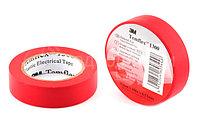 Изолента красная TEMFLEX 1300E 18мм*9,1м