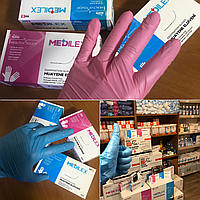 Medilex перчатки