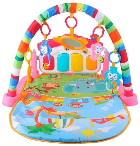 Игровой коврик Elefantino IT102787 розовый