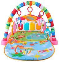 Игровой коврик Elefantino IT102787 розовый, фото 1