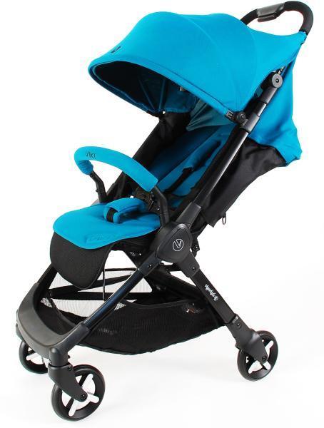 Коляска Viki S2880 Green голубой