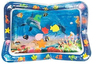 Игровой коврик Kidzano Fish Ocean 65х48 см