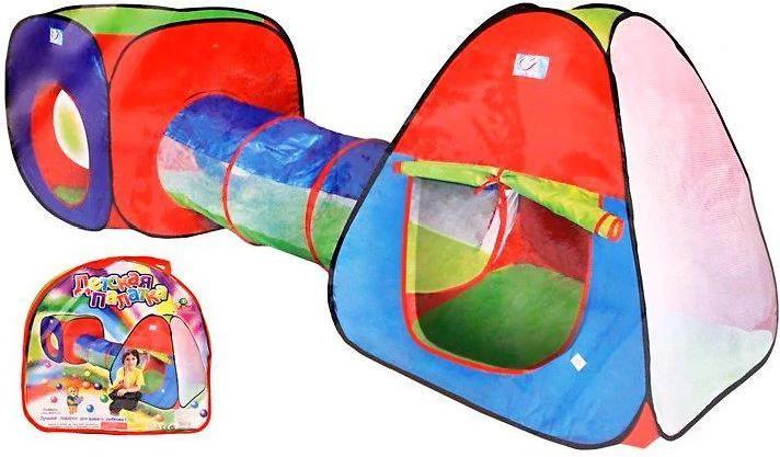 Детская игровая палатка JIAN HONG + тоннель A999-53