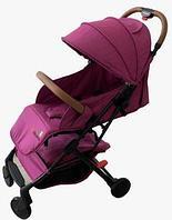Коляска Skillmax 1088 розовый