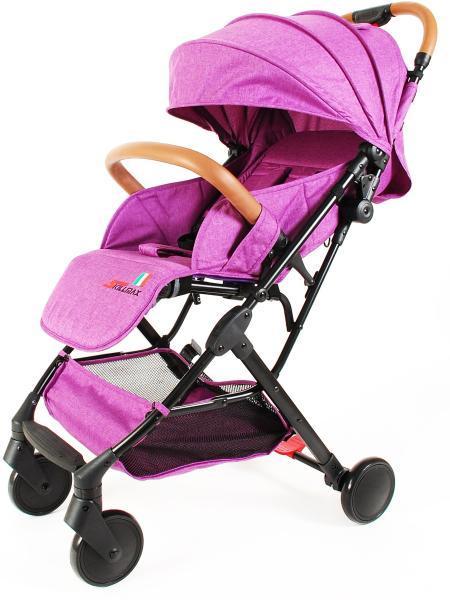 Коляска Skillmax TL-BLX20 Purple фиолетовый