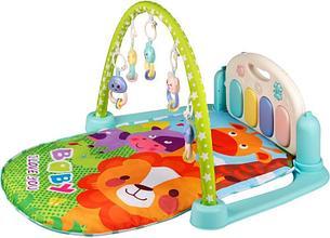 Игровой коврик Baby Piano Львенок