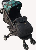 Коляска MSTAR Baby Grace Paradise черный, фото 1