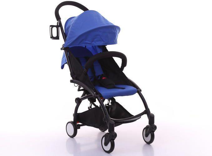 Коляска Baby Time Oxford синий