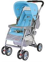 Коляска Quatro Caddy серый-синий, фото 1