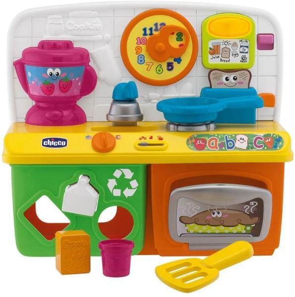 Развивающая игрушка Chicco Говорящая Кухня