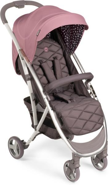Коляска Happy Baby Eleganza V2 розовый