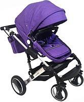 Коляска Барс 3102 фиолетовый, фото 1