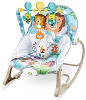 Шезлонг I-Baby 68145 мультиколор, фото 1
