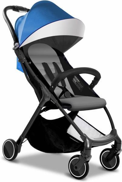 Коляска Babysing SGO синий