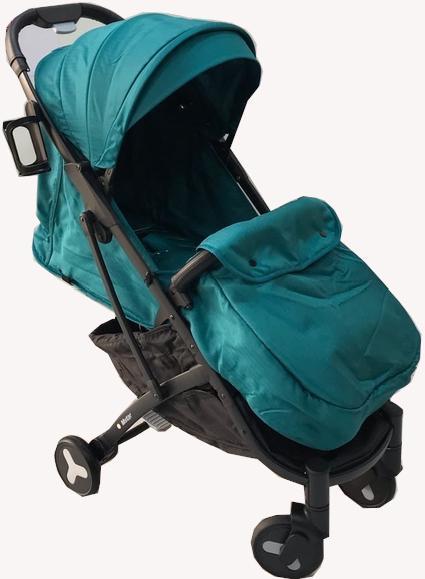 Коляска MSTAR Baby Grace 301 зеленый