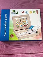 Детская игра Развивающая пазл-доска Монтессори