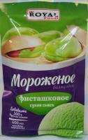Мороженое Сухая смесь 100 гр, Фисташковое, Royal Food