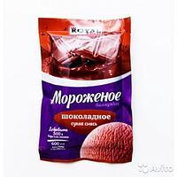 Мороженое Сухая смесь 100 гр, Шоколадное, Royal Food