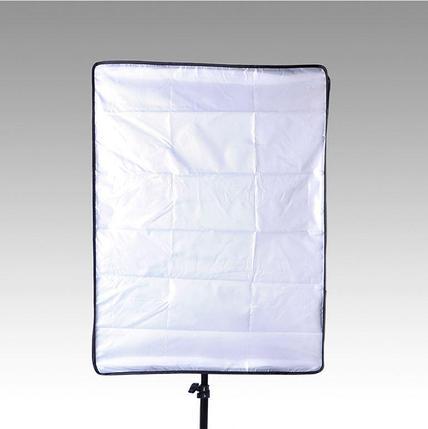 Студийный софтбокс 50×70 на 1 лампу 85Ватт на стойке, фото 2