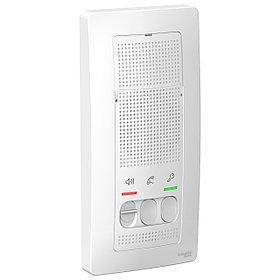 Переговорное устройство (домофон) белый /BLNDA000011/
