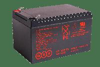 Аккумулятор WBR GP 12120, напряжение 12 В и ёмкость 12 Ач