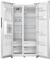 Холодильник Midea HC-689WEN стеклянные двери, фото 2