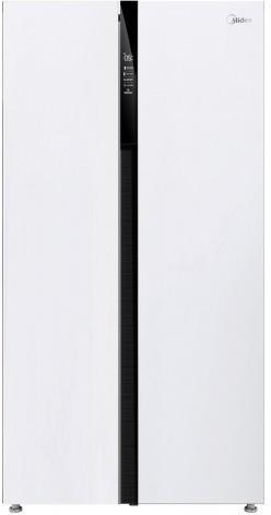 Холодильник Midea HC-689WEN стеклянные двери