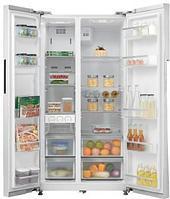 Холодильник Midea HC-689WEN стеклянные двери, фото 3