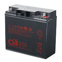 Аккумулятор WBR GP 12170, напряжение 12 В и ёмкость 17 Ач