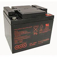 Аккумулятор WBR GPL 122500, напряжение 12 В и ёмкость 250 Ач