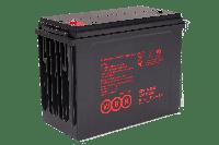 Аккумулятор WBR GPL 121500, напряжение 12 В и ёмкость 150 Ач