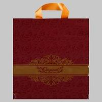 Пакет 'ORIGINAL Декор', полиэтиленовый с петлевой ручкой, 33x37 см, 95 мкм (комплект из 25 шт.)