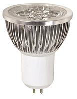 Лампочка светодиодная MR16-HP5W 4000K 260LM 85-260V ECOL