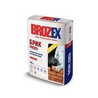 Смесь монтажно-кладочная для наружных и внутренних работ Brozex М150, 25 кг