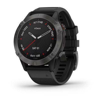 Часы Garmin Fenix 6 Sapphire Nylon