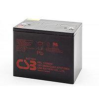 Аккумулятор WBR HR 12280W, напряжение 12 В и ёмкость Ач
