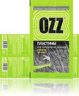 """Пластины """"OZZ STANDART"""" к электрофумигатору, для уничтожения комаров."""