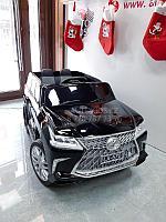 Детский электромобиль Лексус LX 570 Black
