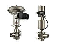 Регулирующие клапаны SVP Select Pentair Sudmo