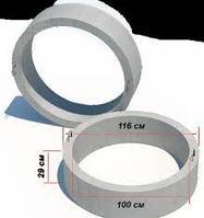 Кольца стеновые КС 10.3