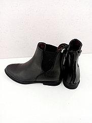 Ботинки зимние для верховой езды.