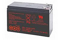 Аккумулятор WBR HRL 1234WF2, напряжение 12 В и ёмкость 8,5 Ач