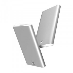 Металлический картхолдер Xiaomi MIIIW Automatic Pop Up Business Card Holder